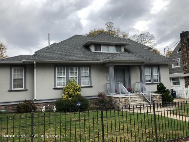 Single Family - Detached in Snug Harbor - 128 Pelton Avenue  Staten Island, NY 10310