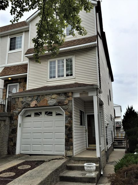 Single Family - Semi-Attached in New Springville - 268 Monahan Avenue  Staten Island, NY 10314