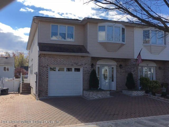 Two Family - Semi-Attached in Rossville - 656 Correll Avenue  Staten Island, NY 10309