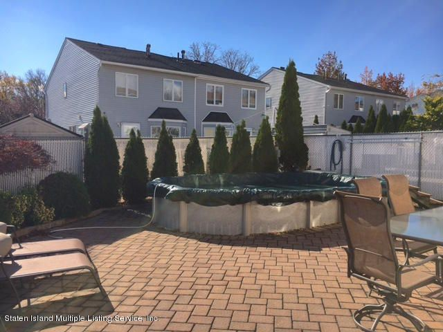 Two Family - Semi-Attached 656 Correll Avenue  Staten Island, NY 10309, MLS-1124169-15
