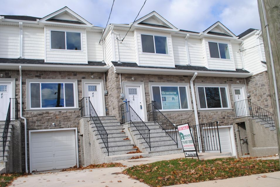Single Family - Attached in Graniteville - 36 Eunice Place   Staten Island, NY 10303