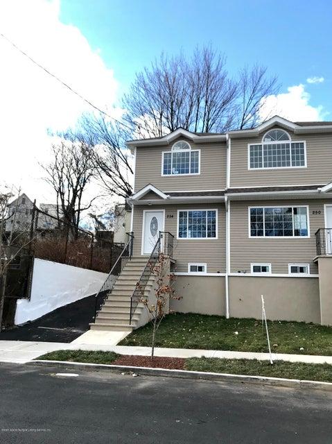 Single Family - Semi-Attached in New Brighton - 254 York Avenue  Staten Island, NY 10301