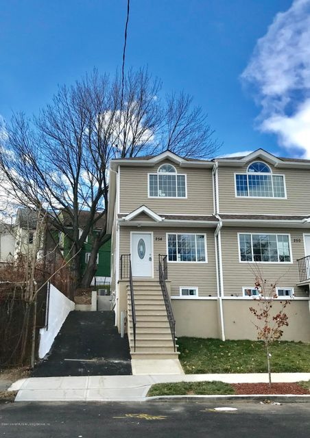 Single Family - Semi-Attached 254 York Avenue  Staten Island, NY 10301, MLS-1124069-2
