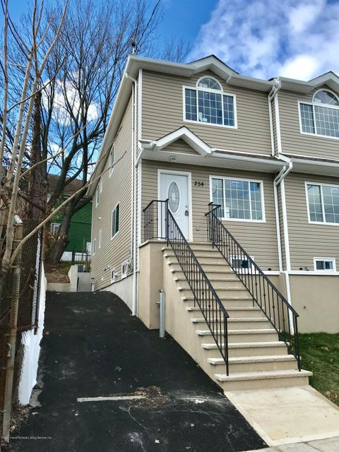 Single Family - Semi-Attached 254 York Avenue  Staten Island, NY 10301, MLS-1124069-3