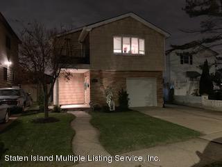Two Family - Detached 329 Katan Avenue  Staten Island, NY 10308, MLS-1124458-21