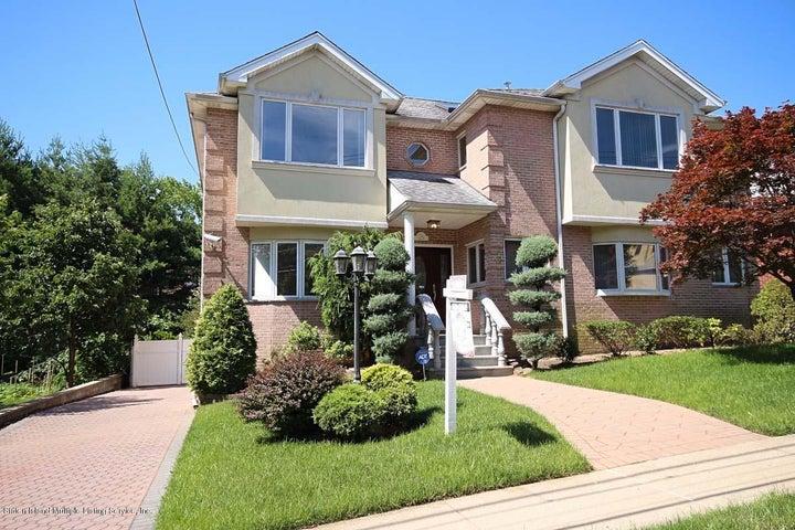 Staten Island Stapleton House For Sale