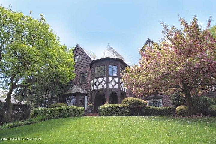 Dongan Hill Staten Island Real Estate
