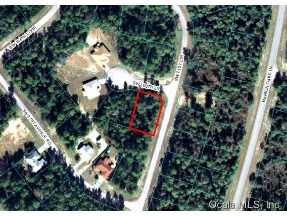 Vacant land for Sale at 00 166 SW Ocala, Florida 34473 United States