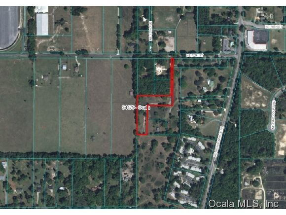 Residential Income for Sale at 1770 NE 77th Ocala, Florida 34479 United States