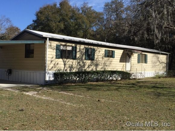 Manufactured Home for Rent at 10219 SE 112th Terrace Ocala, Florida 34472 United States