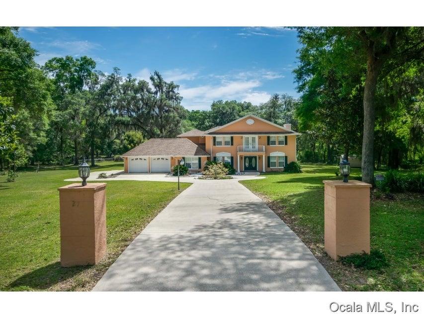 Single Family for Sale at 27 Wood Ridge Ocala, Florida 34482 United States