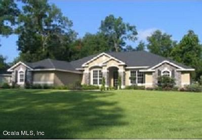 Single Family for Rent at 5284 SE 39 Loop Ocala, Florida 34480 United States
