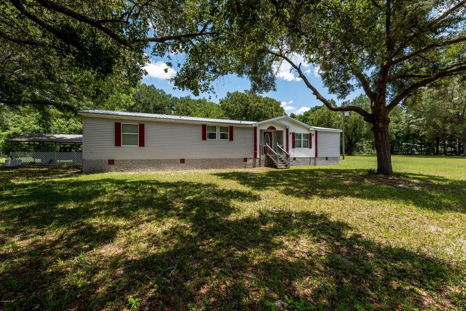Manufactured Home for Sale at 12361 SW 10th Ocala, Florida 34473 United States