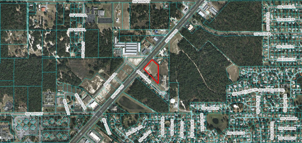 Warehouse for Sale at 10815 SW 91 Avenue Ocala, Florida 34481 United States