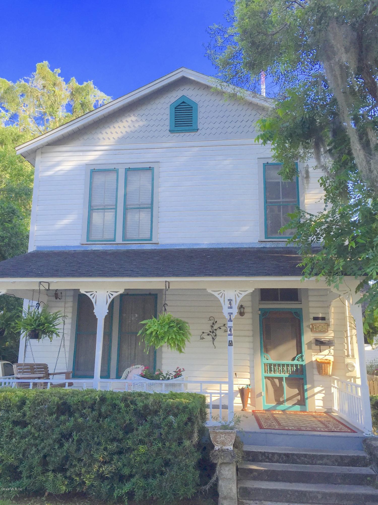 Single Family for Sale at 414 SE 3rd Ocala, Florida 34471 United States