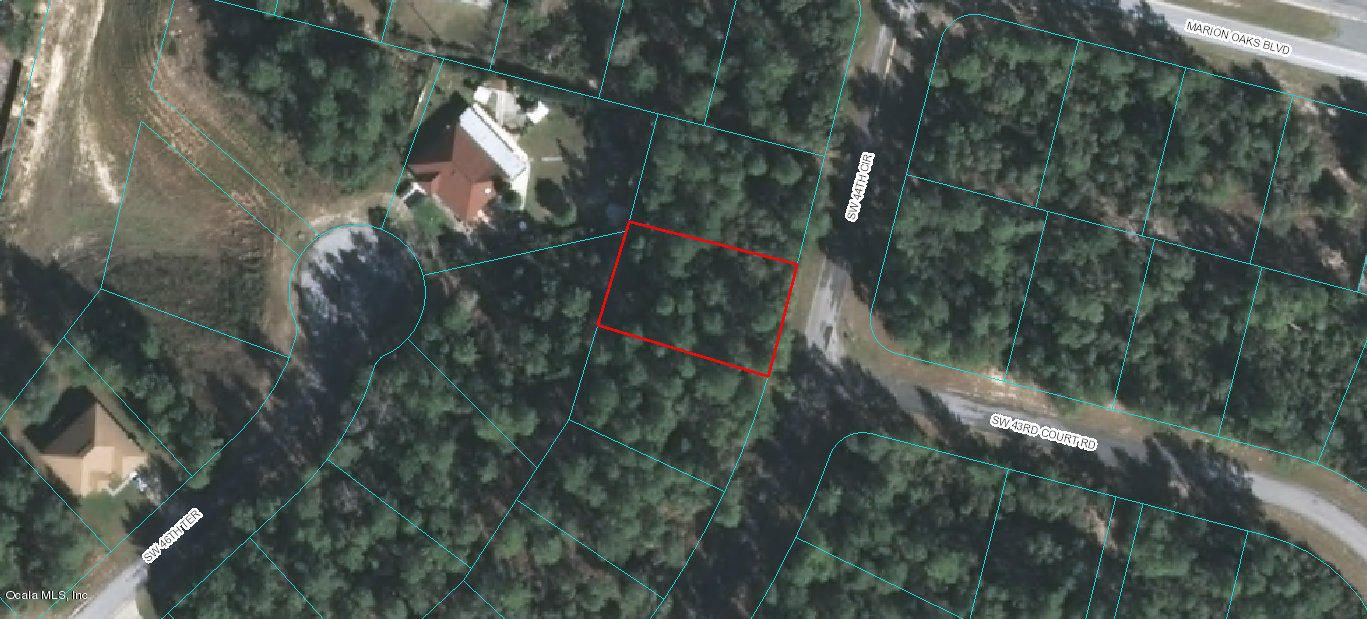 Vacant land for Sale at 0 44th SW Ocala, Florida 34473 United States
