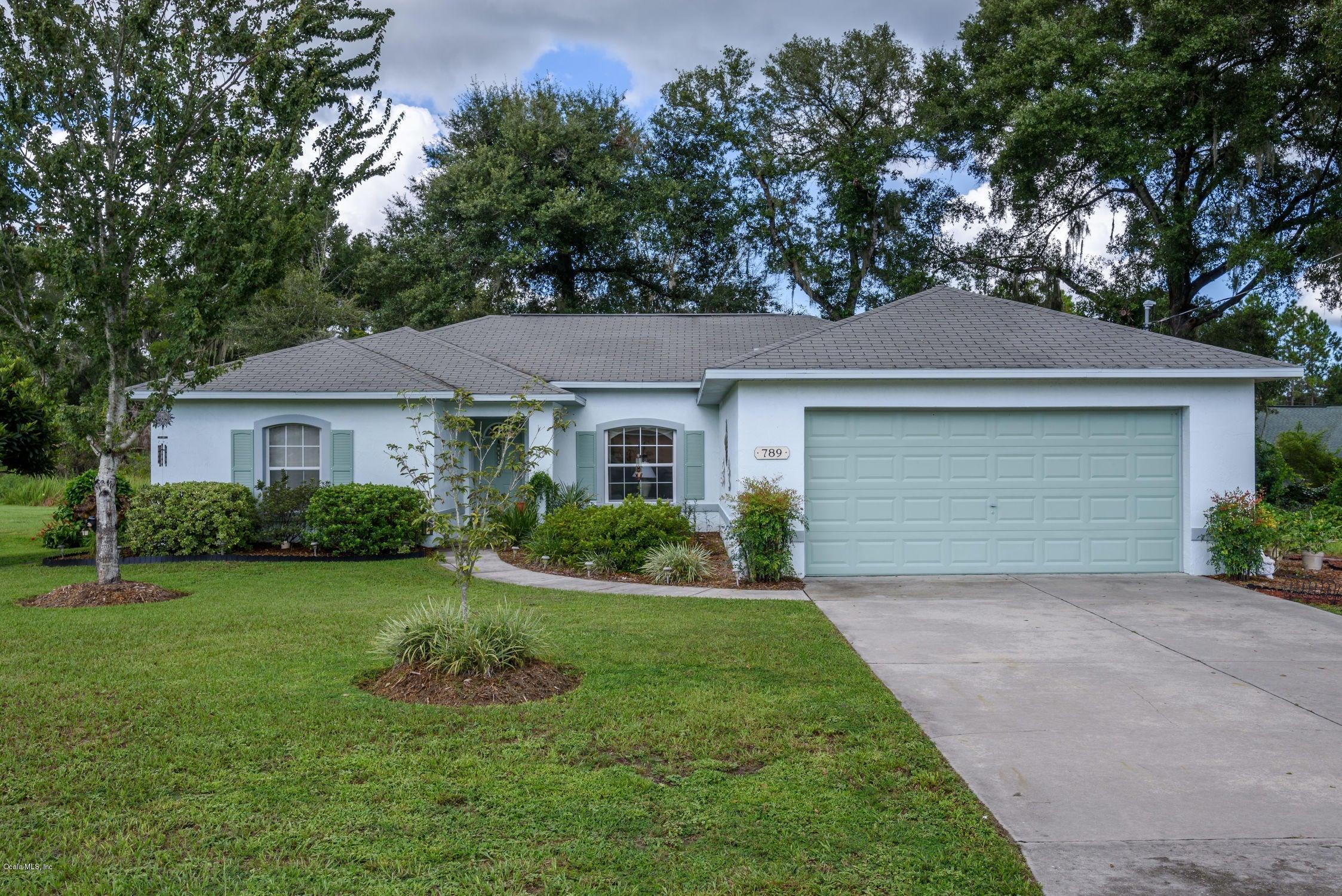 789 NE 130th Terrace, Silver Springs, FL 34488