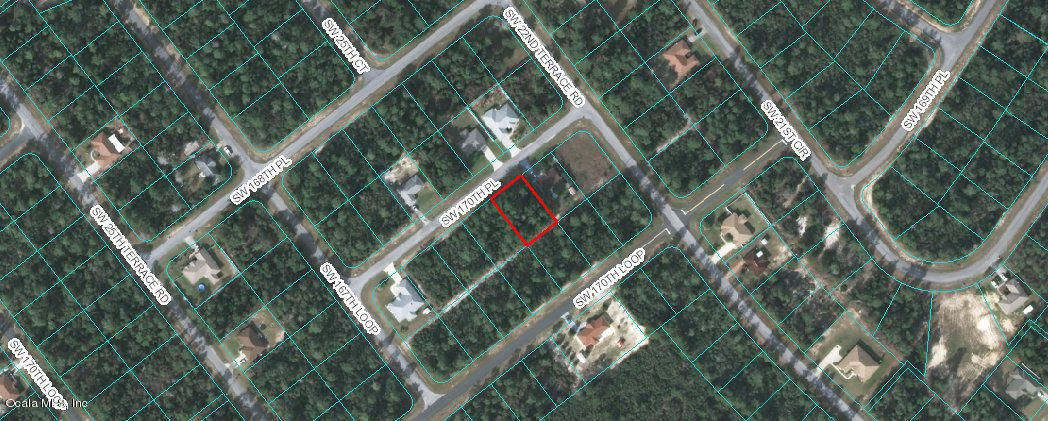 SW 170th Place, Ocala, FL 34473