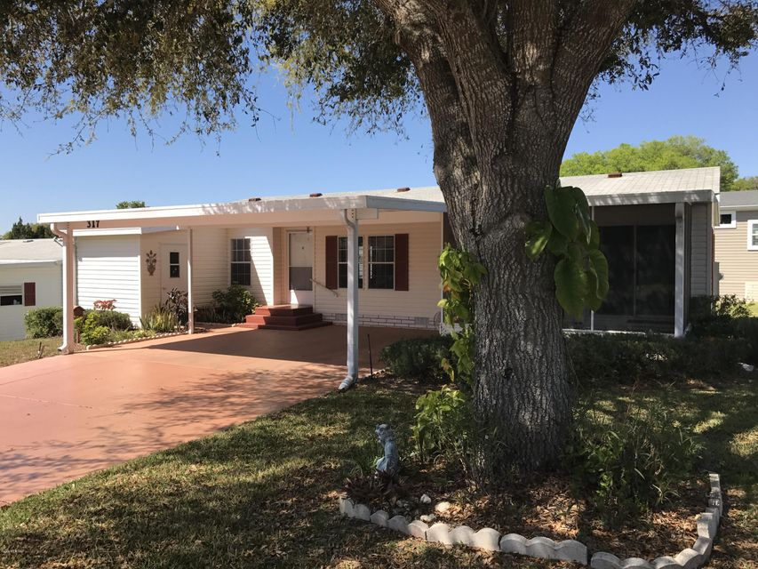 317 Grimes Drive, Lady Lake, FL 32159