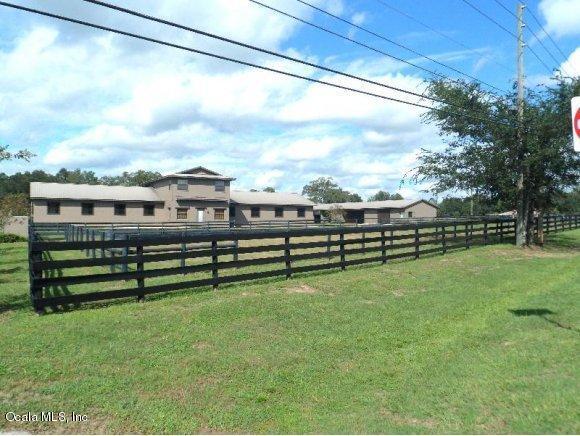 17296 NW Gainesville Road, Reddick, FL 32686