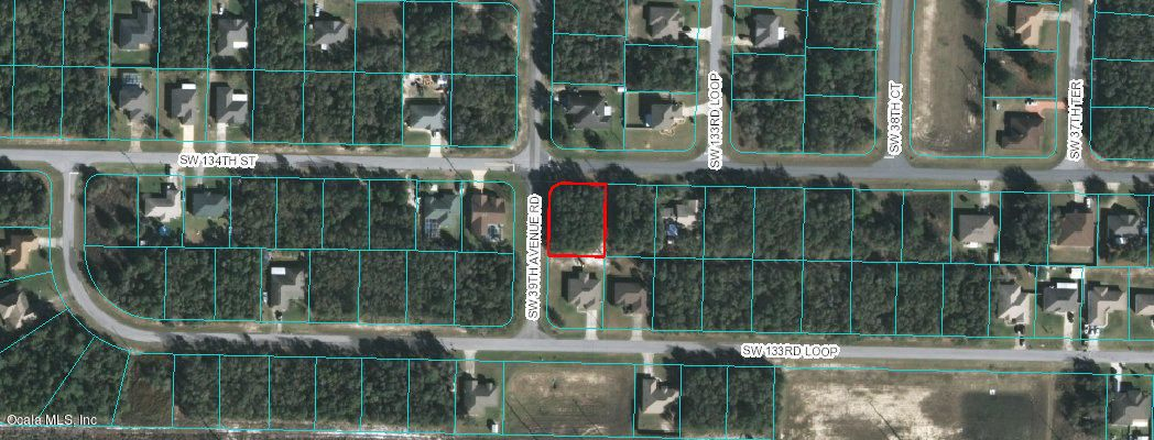 SW 134th Street, Ocala, FL 34473
