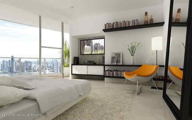 PANAMA VIP10, S.A. Apartamento en Venta en Punta Pacifica en Panama Código: 14-461 No.2