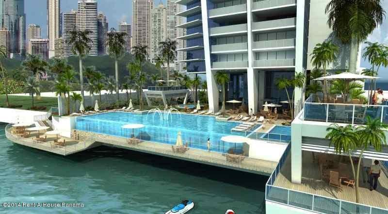 PANAMA VIP10, S.A. Apartamento en Venta en Punta Pacifica en Panama Código: 14-461 No.4