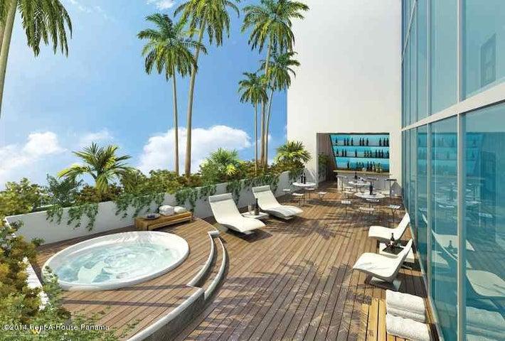 PANAMA VIP10, S.A. Apartamento en Venta en Punta Pacifica en Panama Código: 14-461 No.5