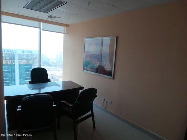 PANAMA VIP10, S.A. Oficina en Venta en Obarrio en Panama Código: 14-559 No.6