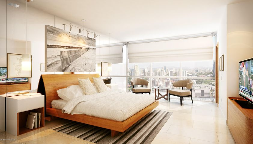 PANAMA VIP10, S.A. Apartamento en Venta en San Francisco en Panama Código: 14-674 No.3