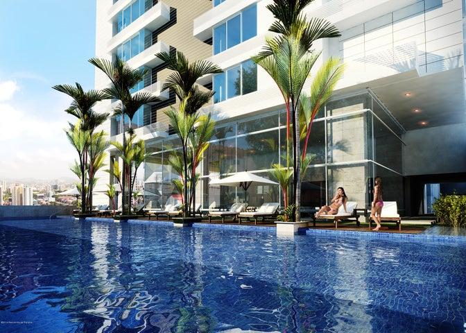 PANAMA VIP10, S.A. Apartamento en Venta en San Francisco en Panama Código: 14-674 No.6