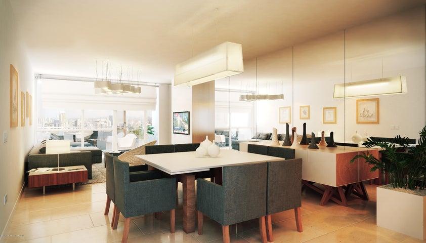 PANAMA VIP10, S.A. Apartamento en Venta en San Francisco en Panama Código: 14-674 No.4