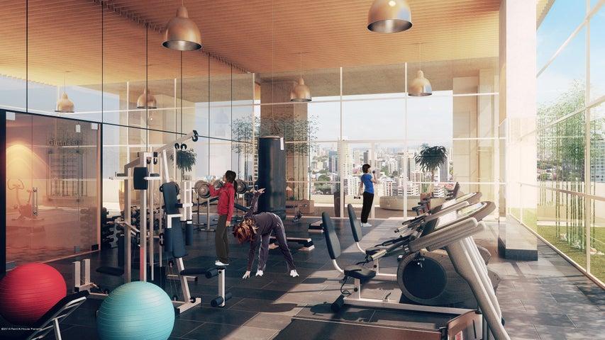 PANAMA VIP10, S.A. Apartamento en Venta en San Francisco en Panama Código: 14-674 No.7