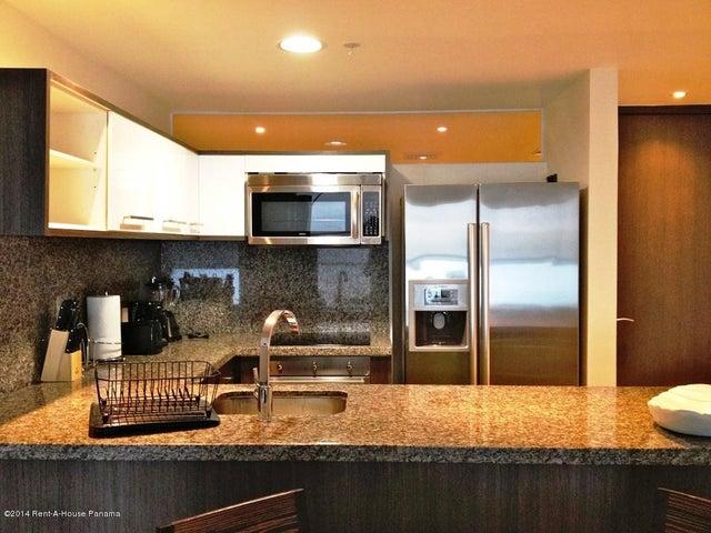 PANAMA VIP10, S.A. Apartamento en Alquiler en Punta Pacifica en Panama Código: 14-815 No.8