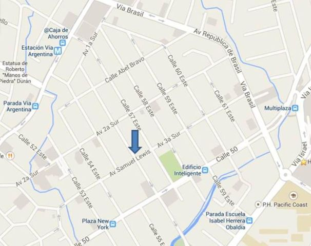 PANAMA VIP10, S.A. Oficina en Venta en Obarrio en Panama Código: 14-1045 No.2