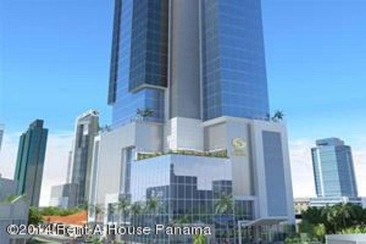 PANAMA VIP10, S.A. Oficina en Venta en Obarrio en Panama Código: 14-892 No.2