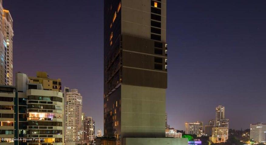 Apartamento / Alquiler / Panama / Avenida Balboa / FLEXMLS-14-1230