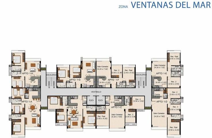 PANAMA VIP10, S.A. Apartamento en Venta en Gorgona en Chame Código: 14-1048 No.2