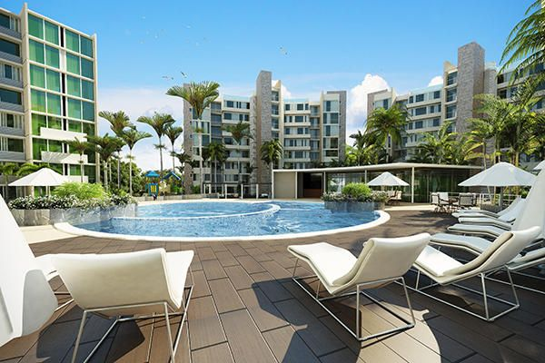 Apartamento / Venta / Panama / Albrook / FLEXMLS-15-572