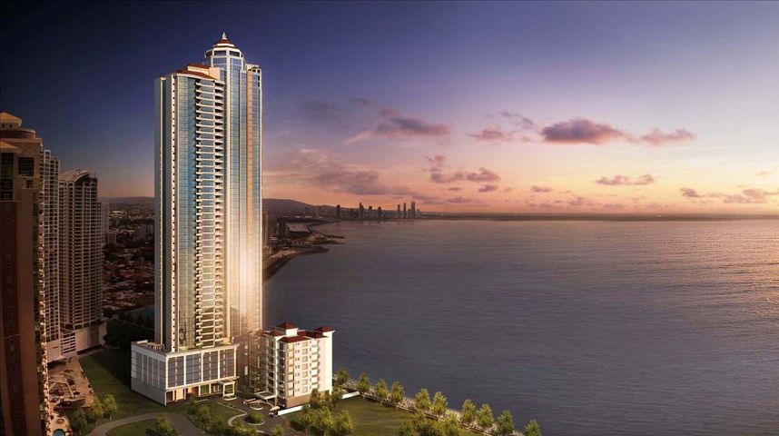 PANAMA VIP10, S.A. Apartamento en Venta en Punta Pacifica en Panama Código: 15-611 No.3
