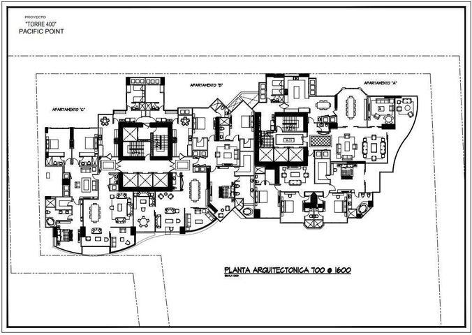 PANAMA VIP10, S.A. Apartamento en Venta en Punta Pacifica en Panama Código: 15-611 No.4