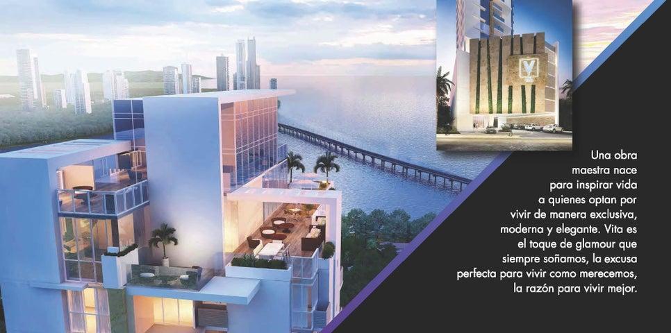 PANAMA VIP10, S.A. Apartamento en Venta en Coco del Mar en Panama Código: 15-852 No.1