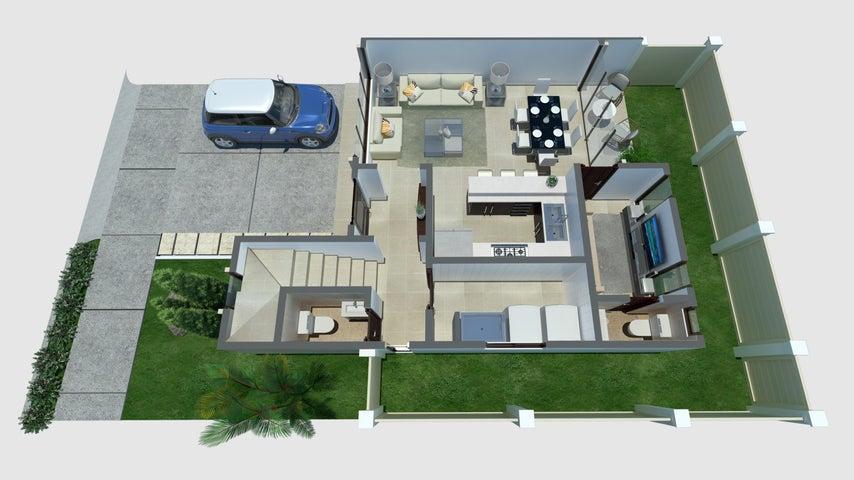 PANAMA VIP10, S.A. Casa en Venta en Costa Sur en Panama Código: 15-880 No.3