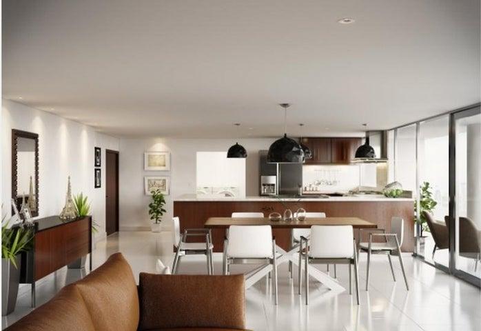 PANAMA VIP10, S.A. Apartamento en Venta en Bellavista en Panama Código: 15-90 No.3