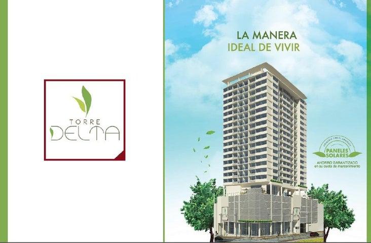 PANAMA VIP10, S.A. Apartamento en Venta en El Carmen en Panama Código: 15-1264 No.1