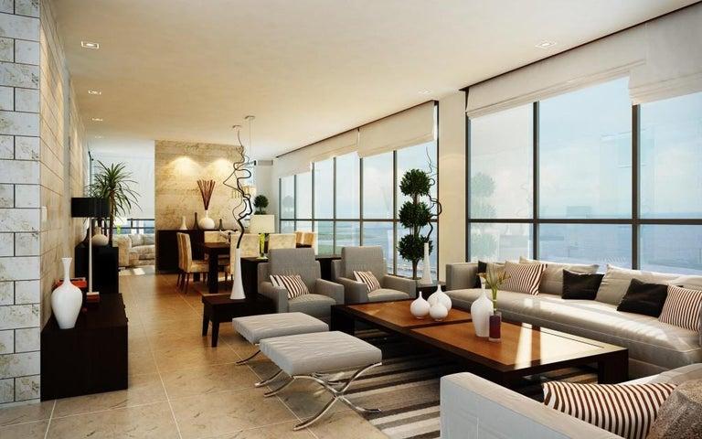 PANAMA VIP10, S.A. Apartamento en Venta en Coco del Mar en Panama Código: 15-1279 No.3