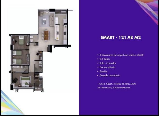 PANAMA VIP10, S.A. Apartamento en Venta en Costa del Este en Panama Código: 15-1520 No.6