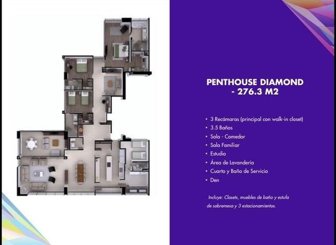 PANAMA VIP10, S.A. Apartamento en Venta en Costa del Este en Panama Código: 15-1520 No.9