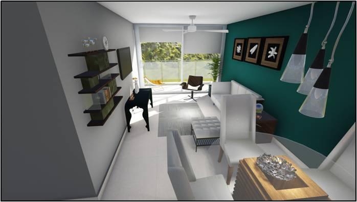 PANAMA VIP10, S.A. Apartamento en Venta en Altos de Panama en Panama Código: 15-1743 No.6