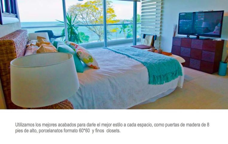 PANAMA VIP10, S.A. Apartamento en Venta en Gorgona en Chame Código: 15-2050 No.1